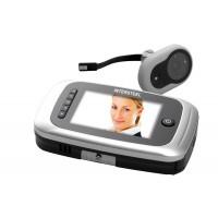 Digitale deurcamera met spion en belfunctie ddv 2.0
