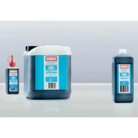 Snijolie voor zware verspanende bewerkingen, 0,25 liter, nr. 1, blauw