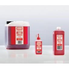 Snijolie (chloorvrij) voor verspanende bewerkingen in oa. non ferro's,