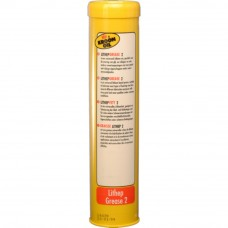 Mp lithep grease ep2 400 gr patroon