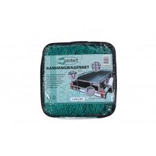 Aanhangw net + hoeklussen & elast. 200 x 300