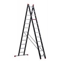 Mounter 2-delige reformladder zr 2060 2 x 12