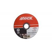 DOORSLIJP METAAL 4TECX 125X1