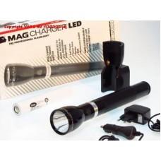 MAG-CHARGER LED 12/230V NIMH OPLAADBAAR