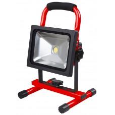 4tecx led bouwlamp accu 20w 1500 lumen